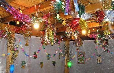 חג סוכות - טיפים לסוכה המושלמת