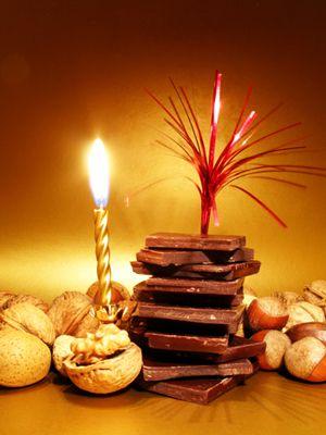 יום הולדת בחנוכה,חוגגים יום הולדת בחנוכה