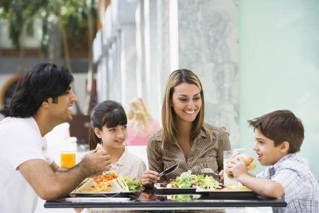 מסעדות לילדים, בילוי עם הילדים