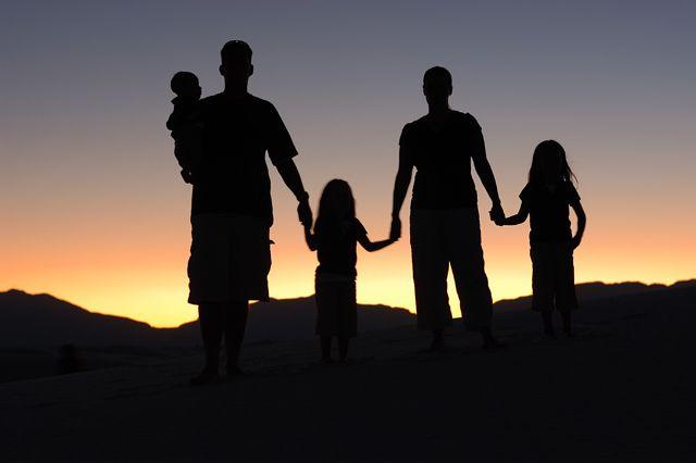 זה התחיל בשני הורים: יום המשפחה