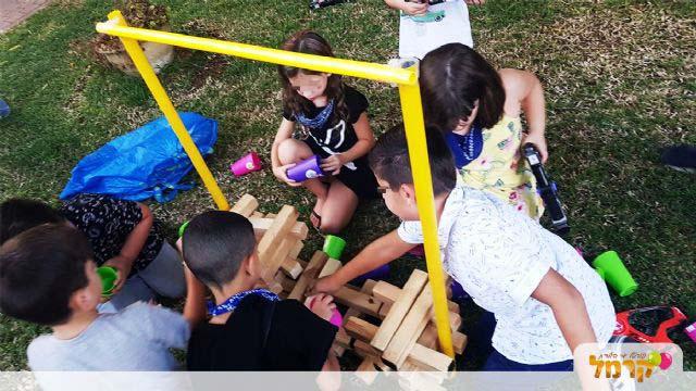 הרעיונות הכי חדשים להפעלות ילדים