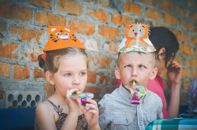 מסיבה, מסיבה לילדים, מסיבה מוצלחת לילדים