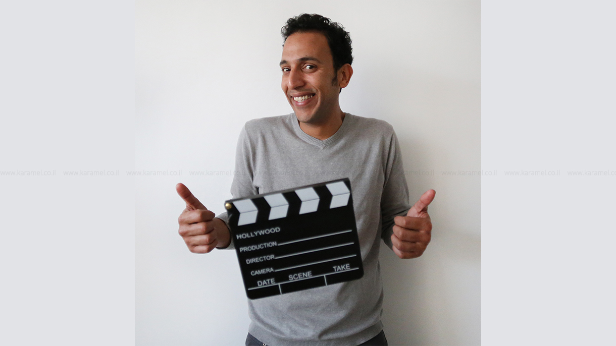 איתמר פדאל במופע קורע מצחוק - 073-7029946