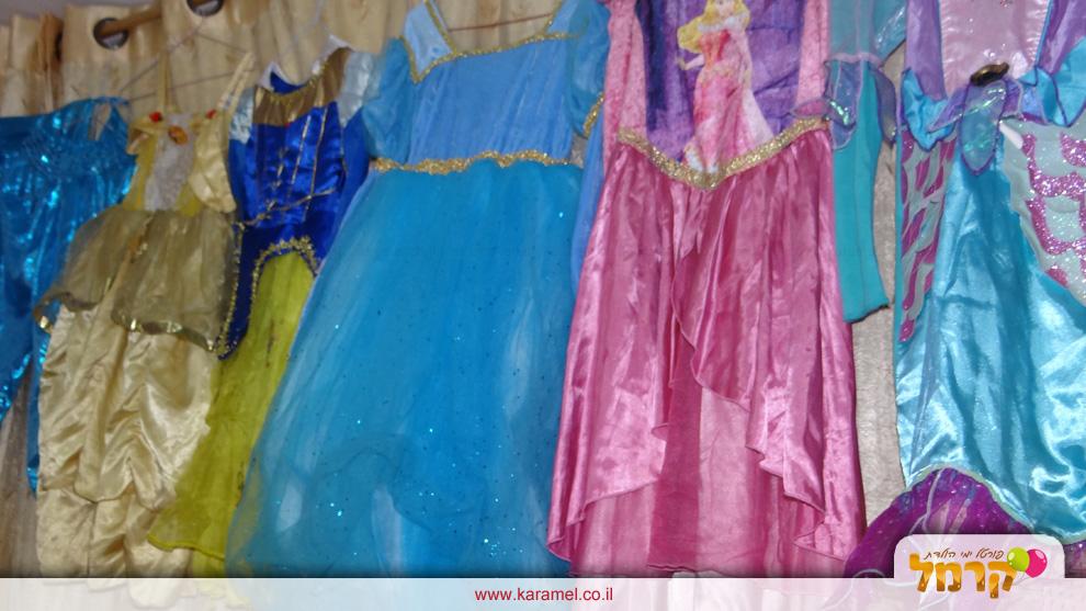 נסיכות מהאגדות - הפעלה חלומית - 073-7828012