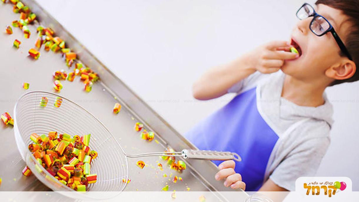 לול & פופ - הכנת סוכריות מדליקות - 073-7027573