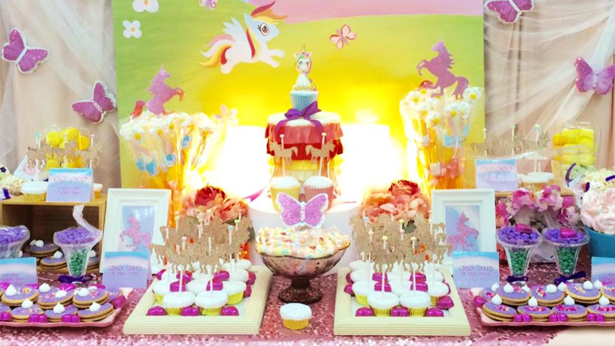 חדר החלומות של מיכל- יומולדת בנות - 073-7027570