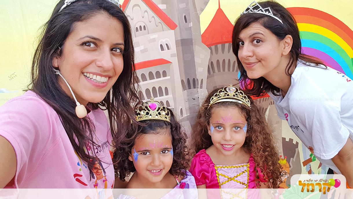 נסיכות ואבירים בעקבות תיבת האוצרות - 073-7594843