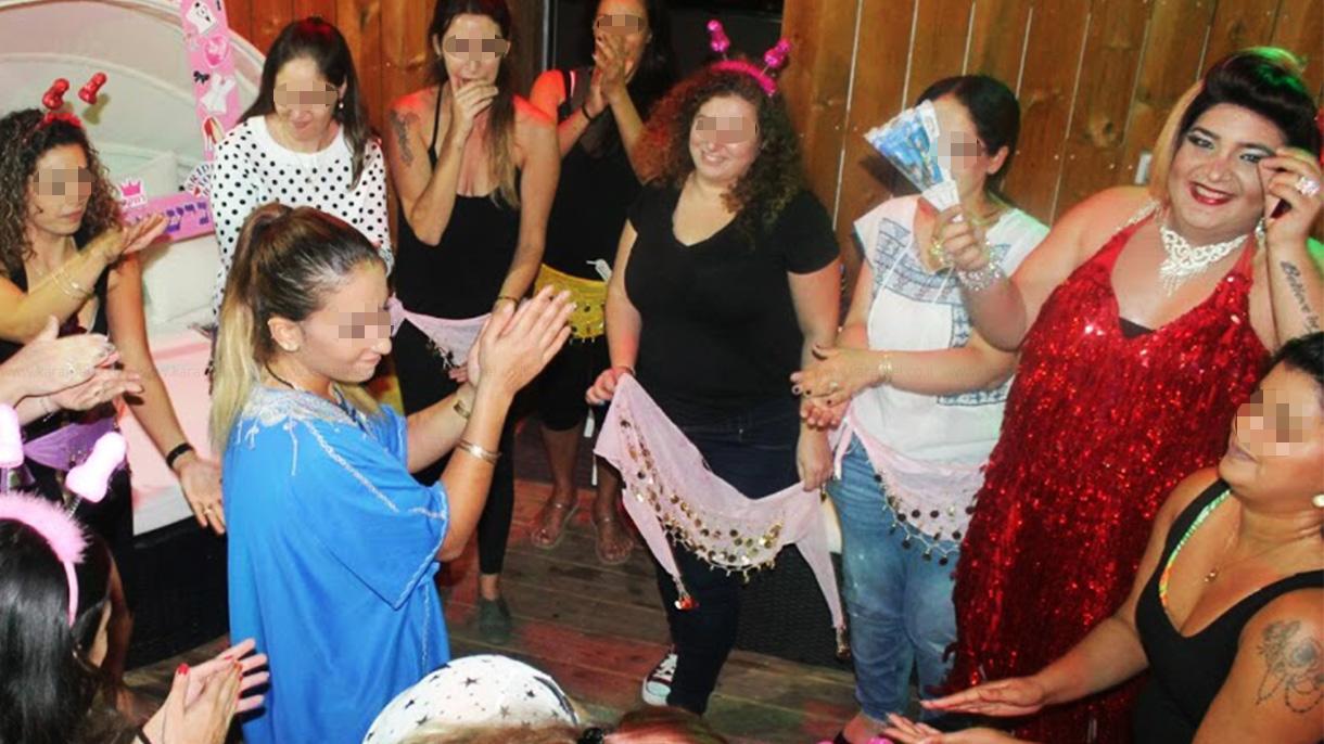 יהודית לאב במופע דראג - 073-7027540