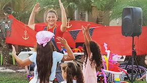 מגי-לי הפקת מסיבות לילדים