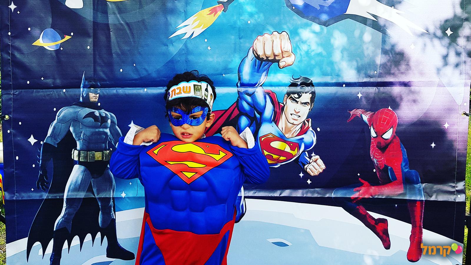 גיבורות וגיבורי העל מצילים את הגלקסיה - 073-7596320
