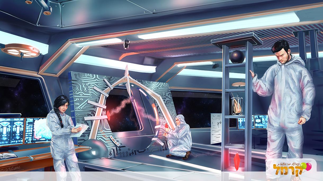 חדרי בריחה ייחודיים - IQ FACTOR - 073-7837674