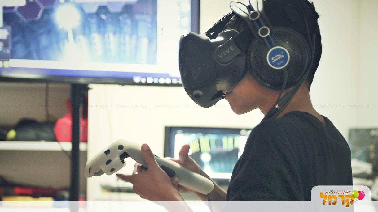 VR-ZONE- מציאות מדומה  - 073-7837617