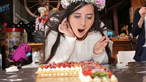 העוגה שלי- My cake