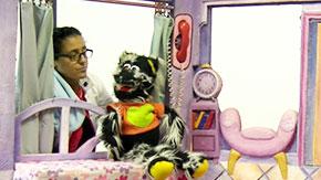 תול החתול והווטרינר המוזר