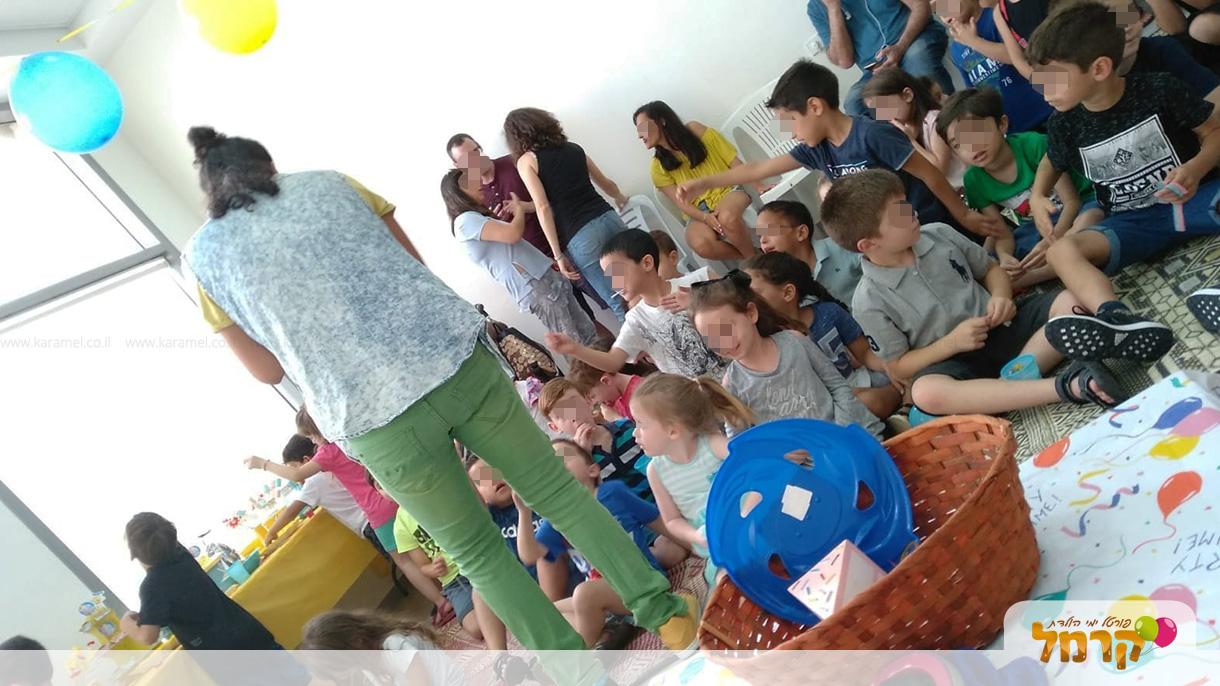 הקרנבלוס של רמוס - 073-7842012
