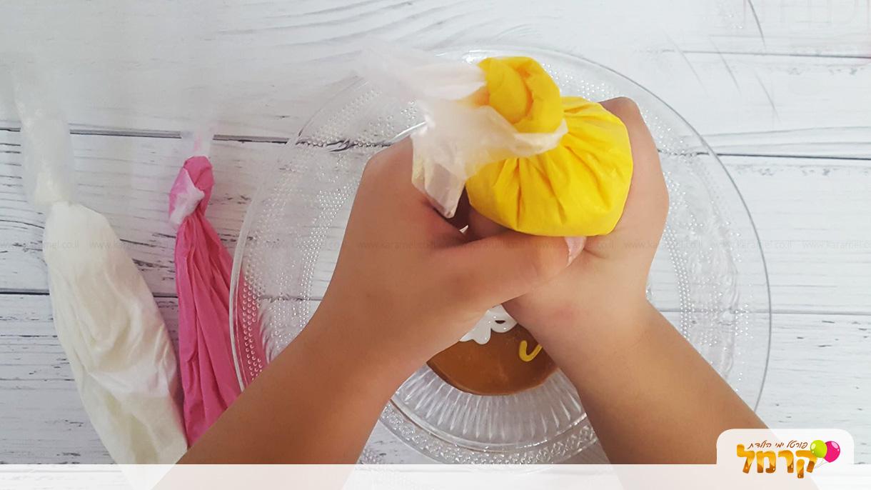 כנרת מגונדרת - סדנאות מתוקות - 073-7599364