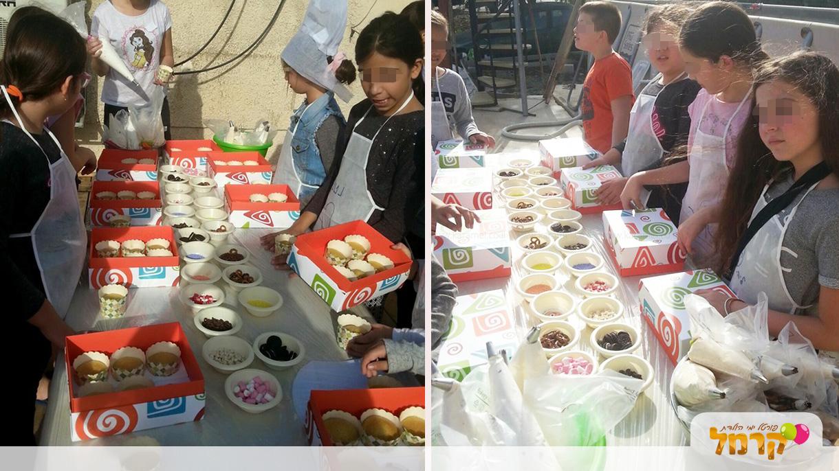 חגיגונת - סדנאות מתוקות - 073-7597479