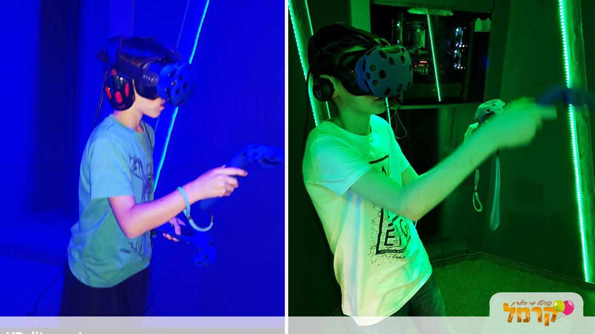 ויראליטי - מציאות מדומה - 073-7833827