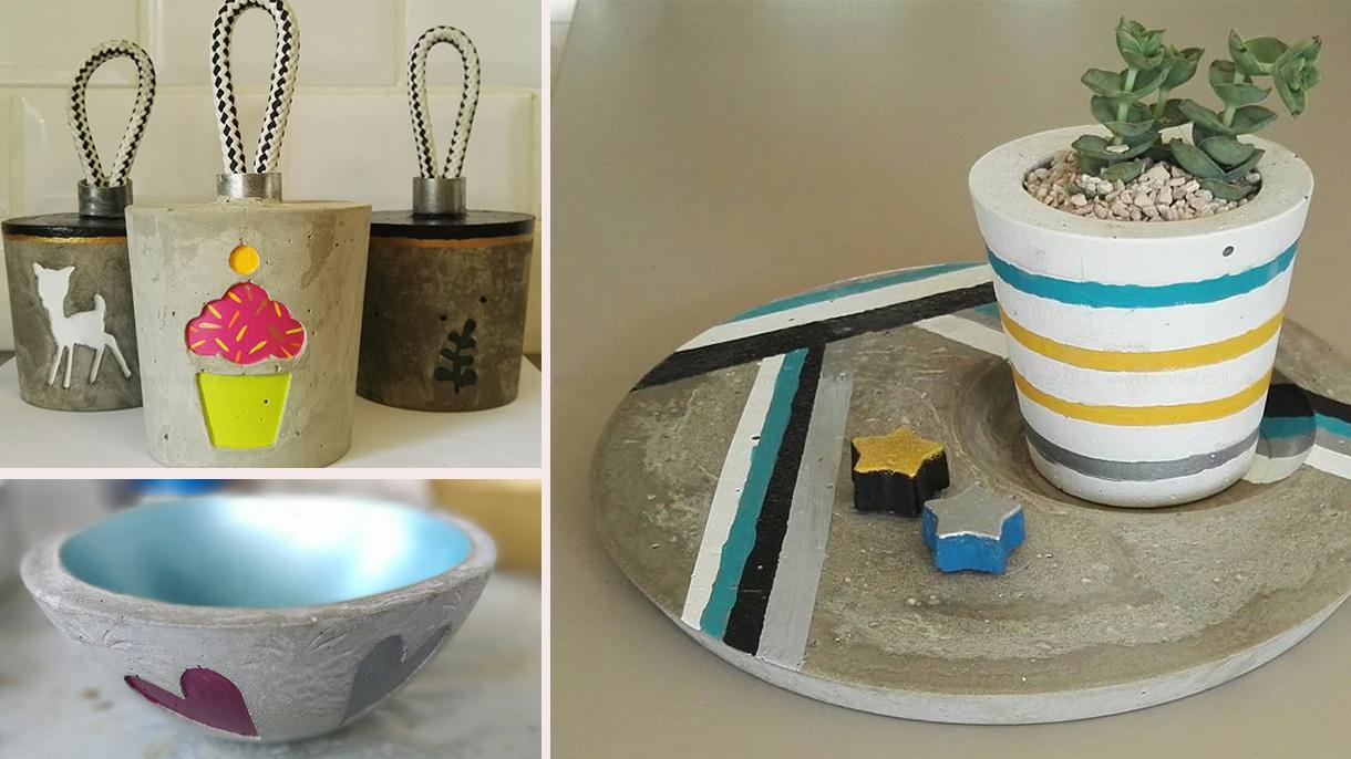 בטונא'ש מוצרי בטון בנימה אישית - 073-7834270