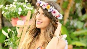לומי - שזירת פרחים