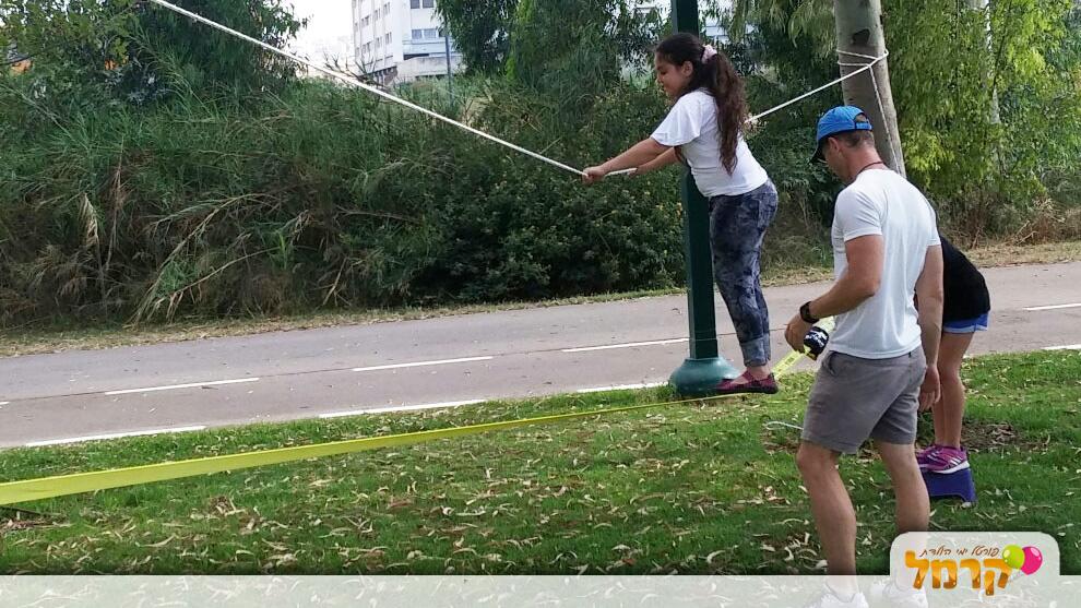 ספורט ילדים - שורדים ורצים למיליון - 073-7757026