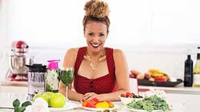 דרך החושים - סדנאות בישול בריא