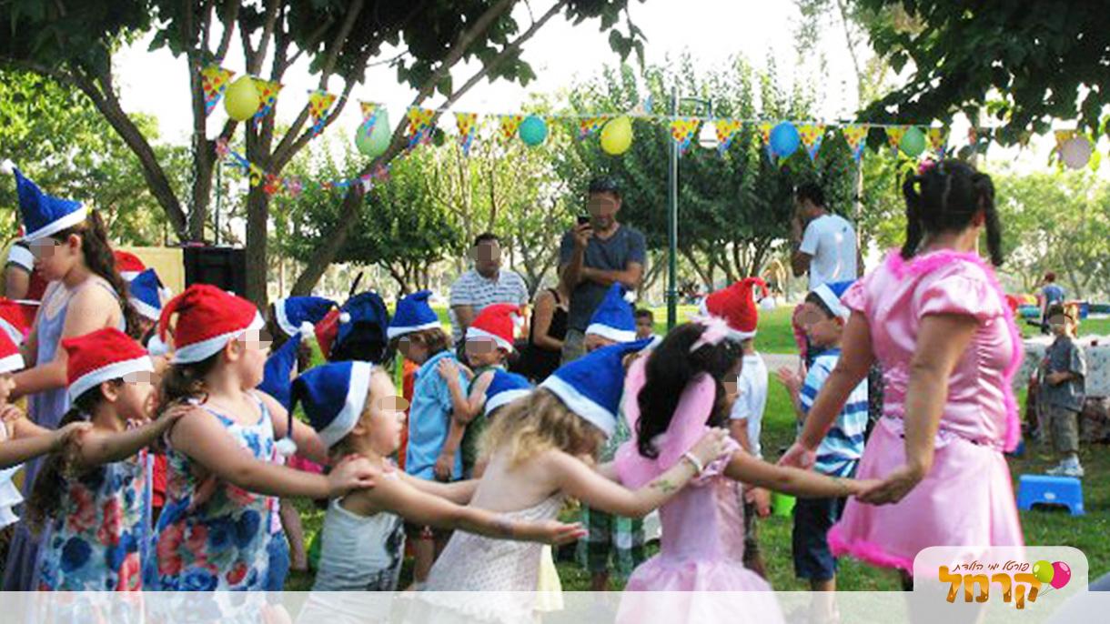 חגיגת יומולדת לבנים ולבנות - 073-7758345