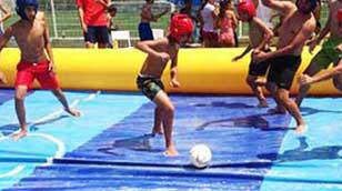 כדורגל מים