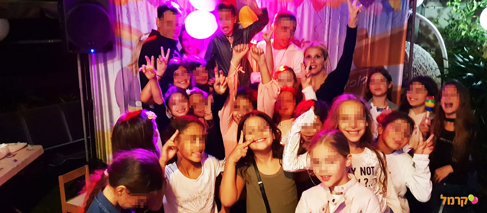 מסיבה מושלמת מהאגדות - 073-7027636