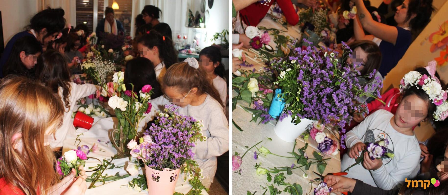 Lili Flowers - שזירה מדליקה - 073-7842326