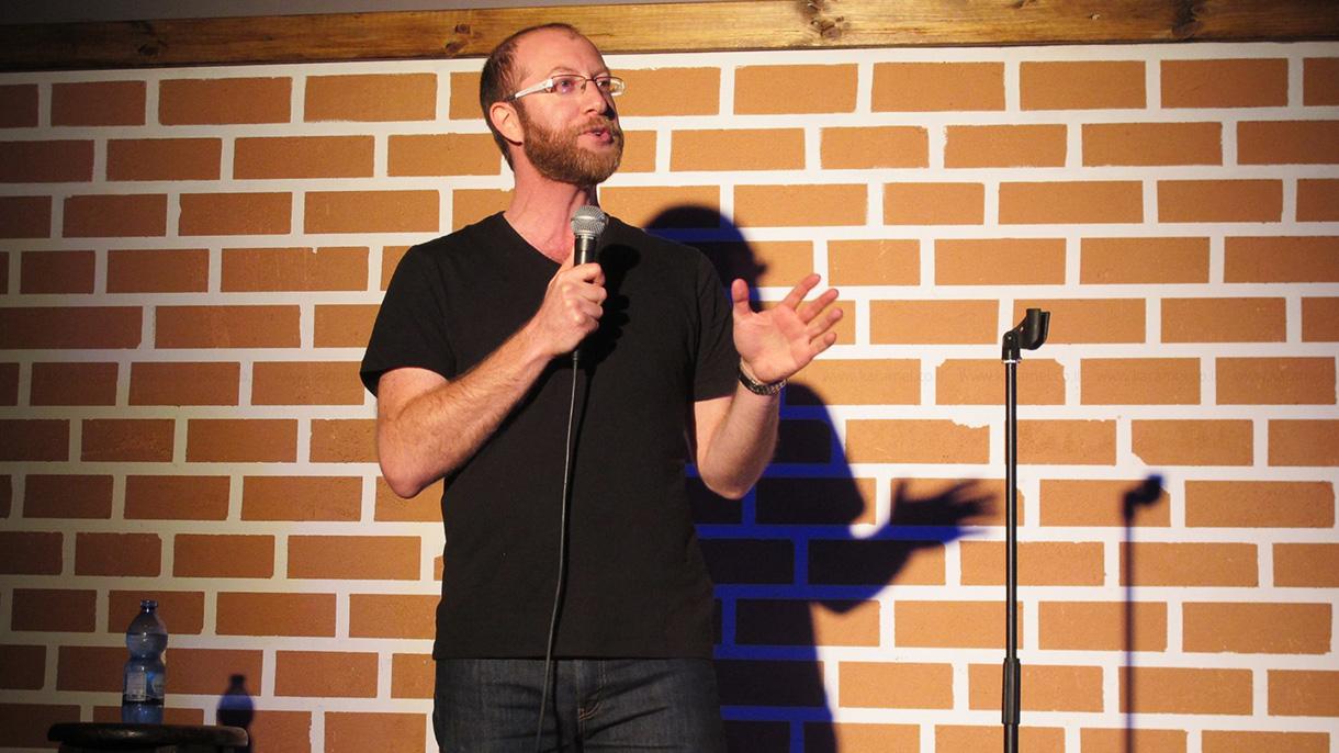 Stand Up Comedy with Benji Lovitt - 073-7833160