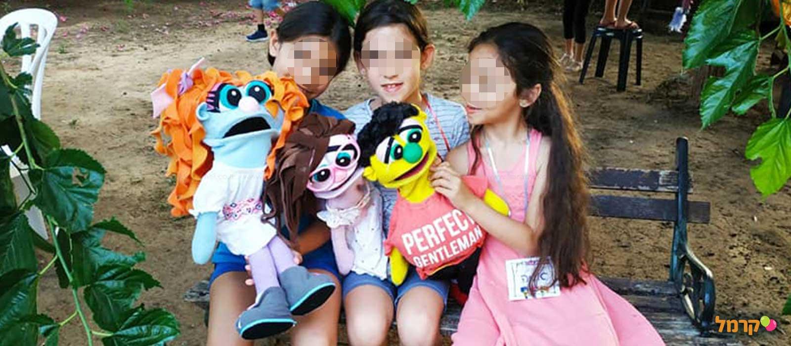 הבובות של סיון - חגיגה של יצירה - 073-7840297