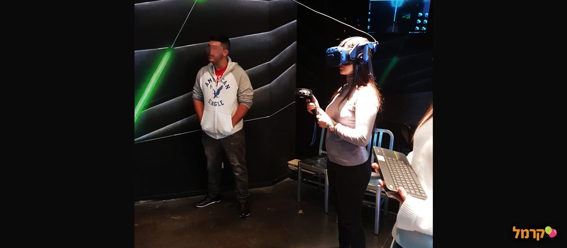 Sesom VR - מציאות מדומה - 073-7840262