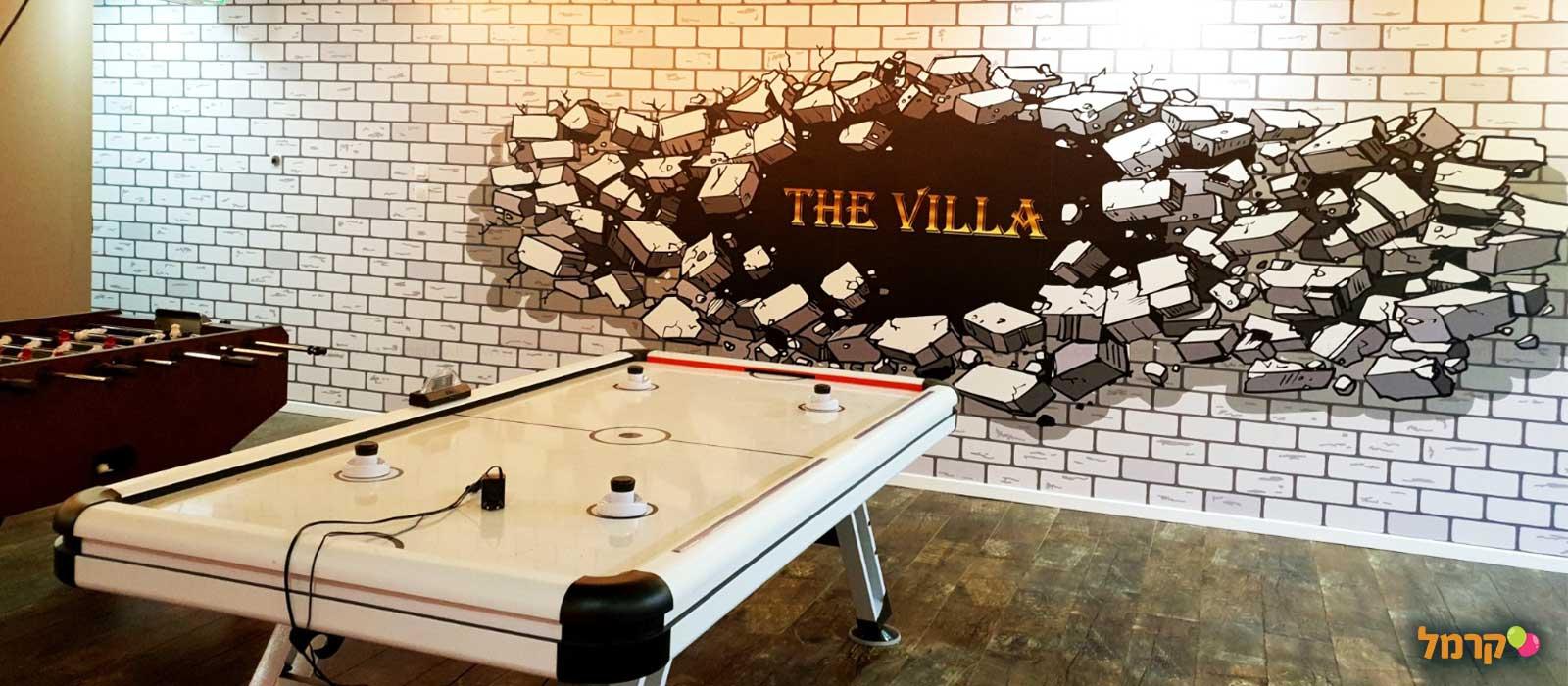וילה באשקלון - THE VILLA - 073-7840215