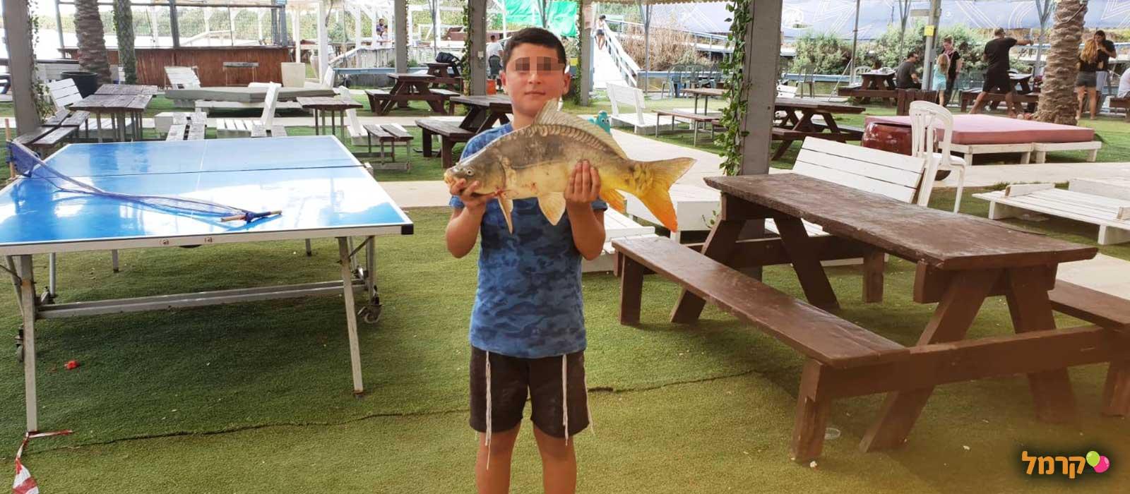 פארק הדיג מעיין צבי  - 073-7026293