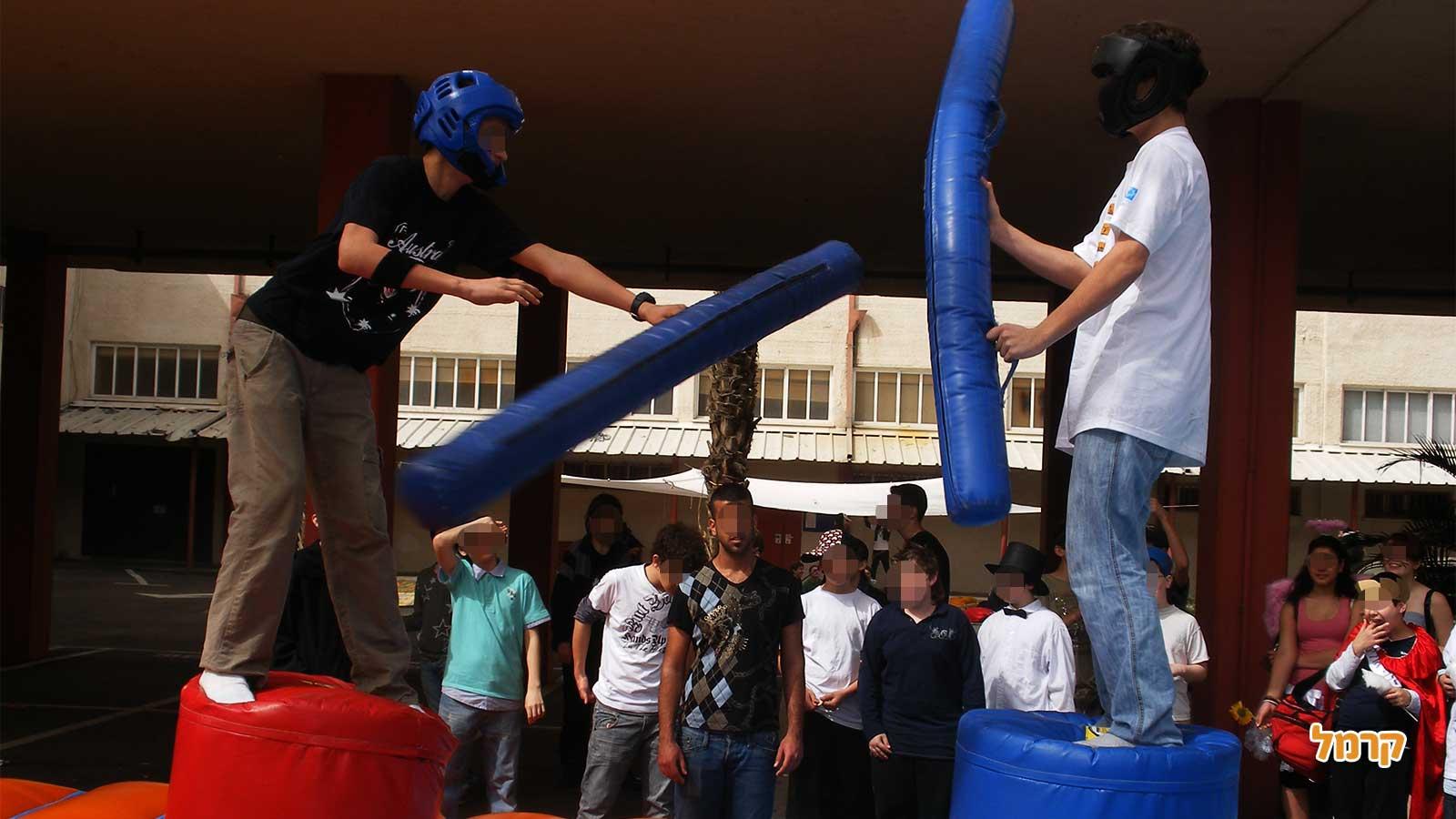 פעילויות ואטרקציות לילדים ונוער - 073-7026534