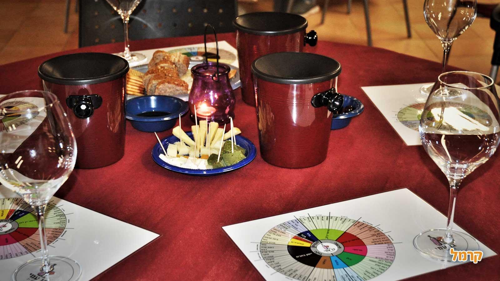 סדנאות יין מרתקות וטעימות - 073-7026411