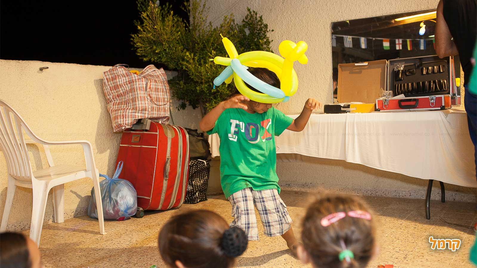 יומולדת מצחיק שילדים אוהבים - 073-7026281