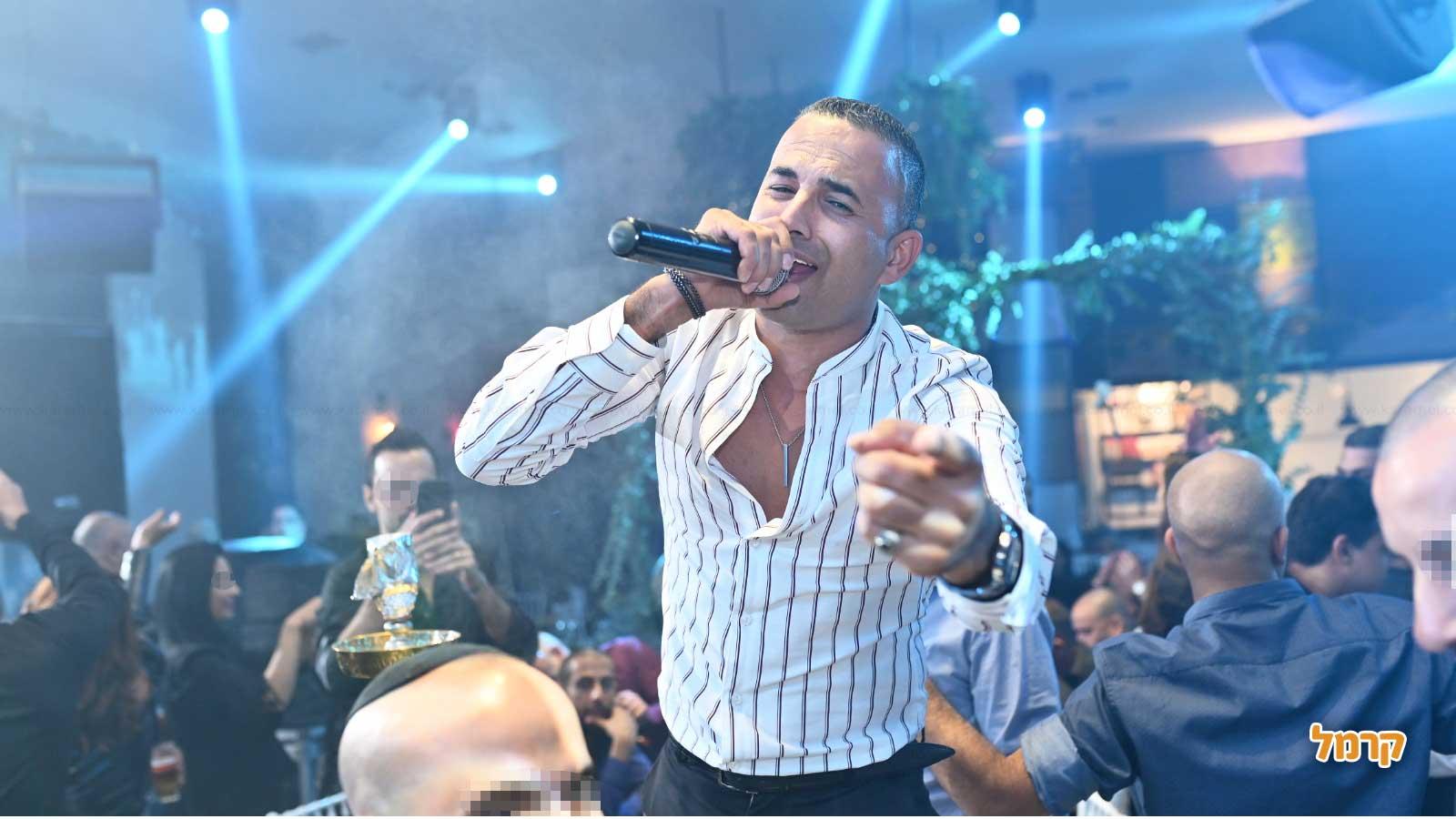 הזמר אמיר שוהר- לאירועים שמחים - 073-7583095