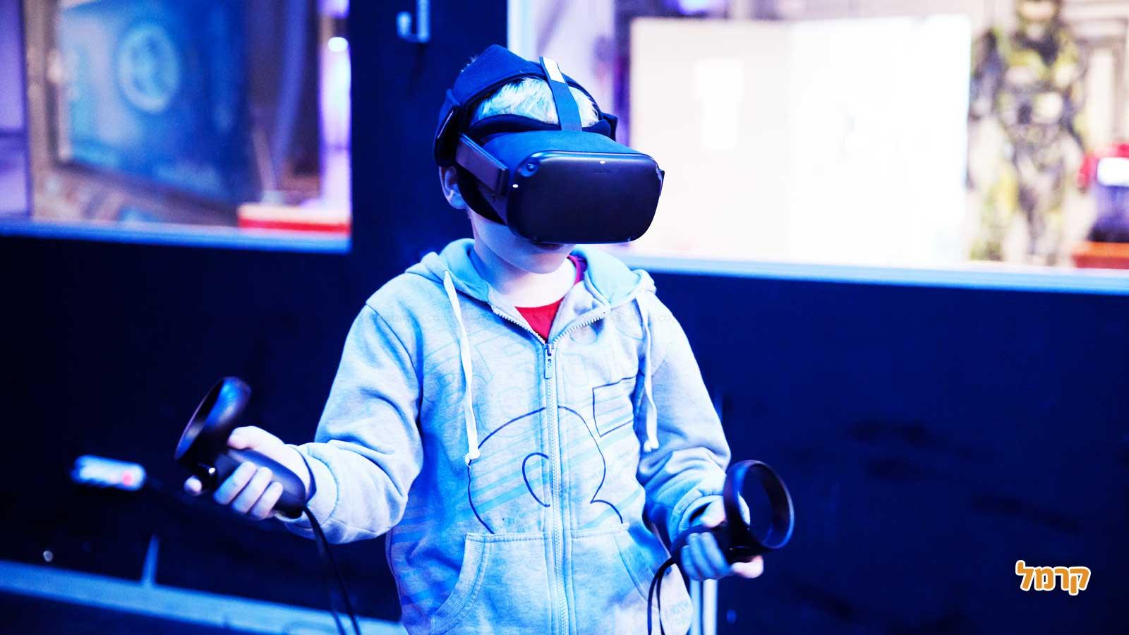 I love VR - חווית מציאות מדומה - 073-7026497