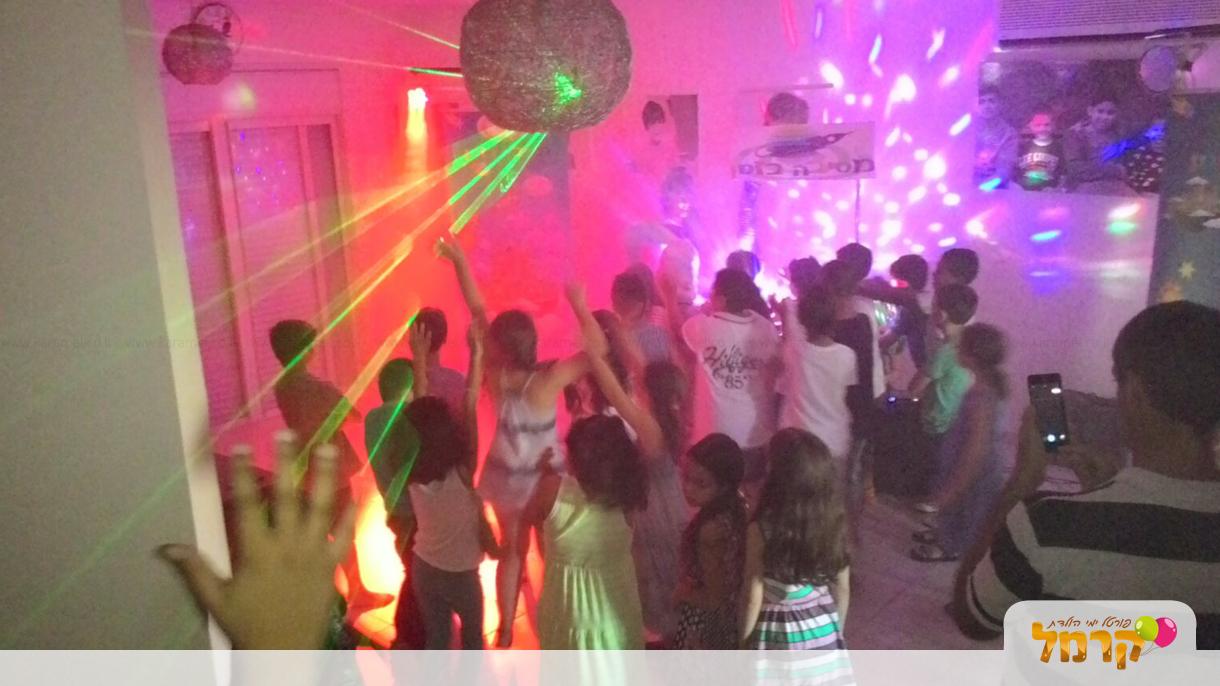 מסיבה בזמן - 073-7578747