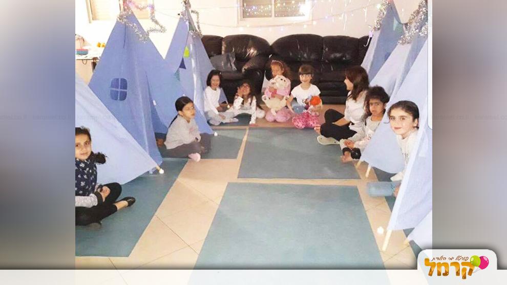 חגיגת בנות בלתי נשכחת - 073-7581901