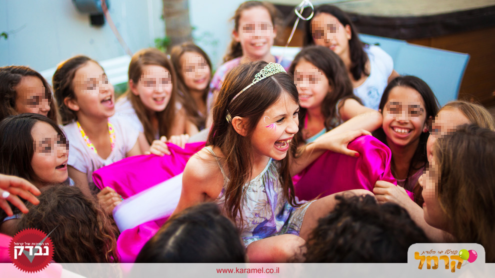 בנות חוגגות בסטייל - מסיבת ספא - 073-7581912