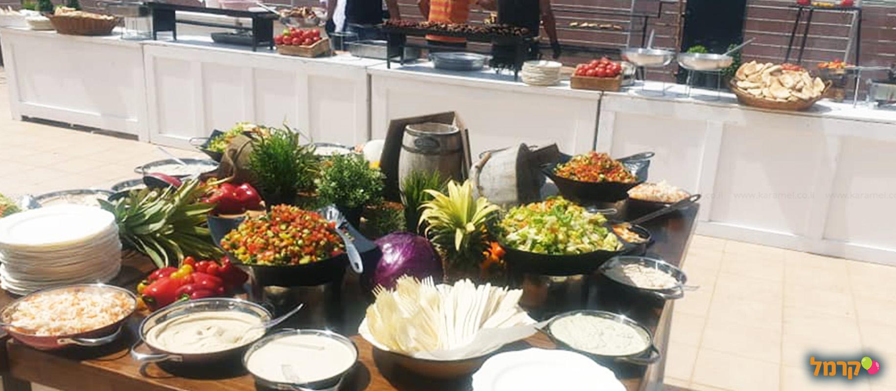 ניסים ונפלאות - דוכני מזון אטרקטיביים - 073-7581925