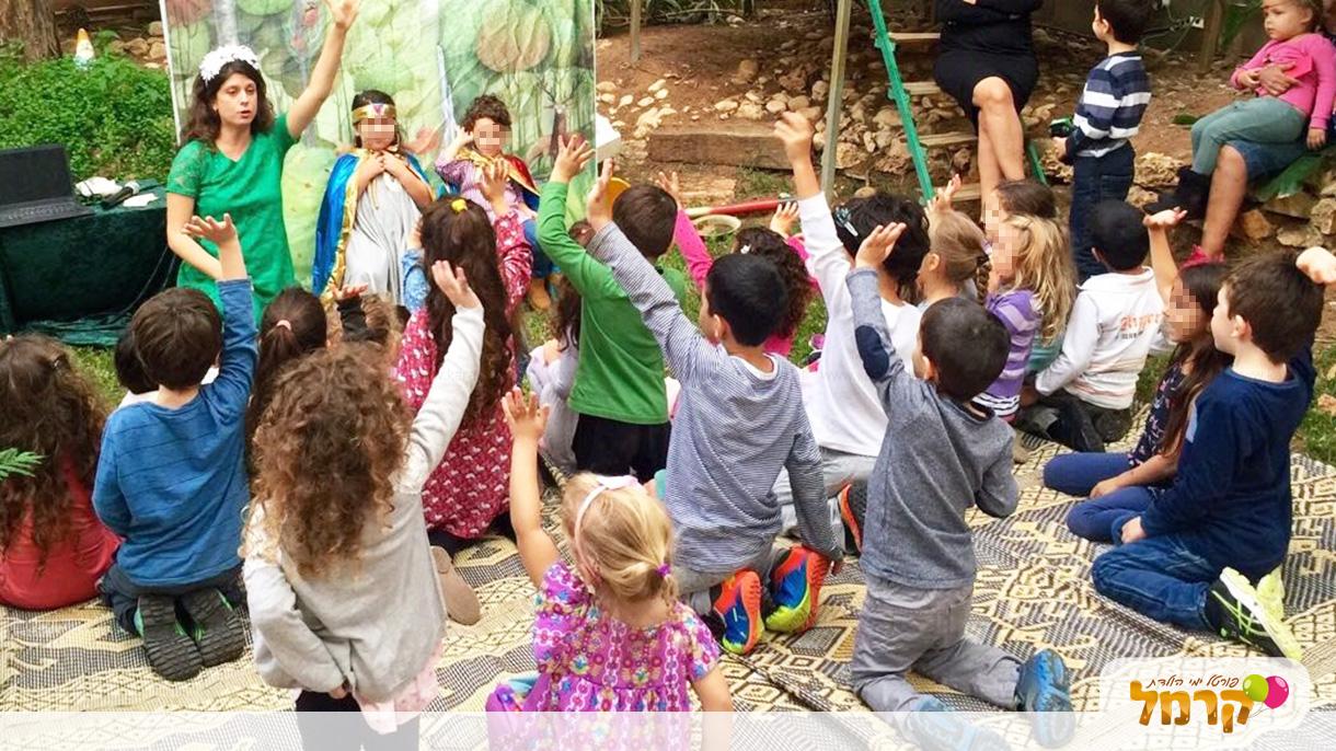 קצפת - הפעלות מדליקות לילדים - 073-7581943