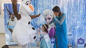 frozen ממלכת הקרח