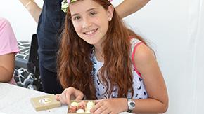 המלצה על בננות - חוויה לבנות