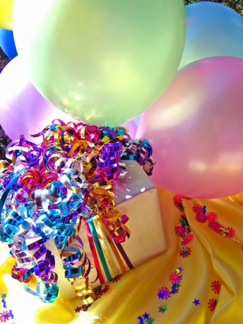 רעיונות להפקת ימי הולדת!