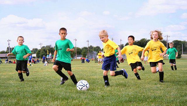 העניקו לילד שלכם פעילות ספורטיבית, הוא יודה לכם כשיגדל!